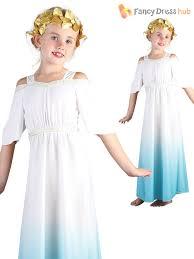 Girls Goddess Halloween Costume Greek Dresses Girls Dresses Dressesss