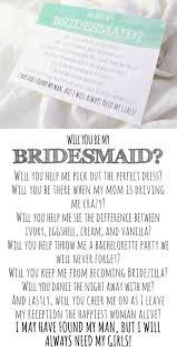 bridesmaid poems to ask the 25 best bridesmaid quotes ideas on wedding stuff