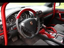 Porsche Cayenne 955 Body Kit - 2004 porsche cayenne carmon red metallic photo 1 what its like to