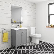 20 wonderful grey bathroom ideas with furniture to insipire you