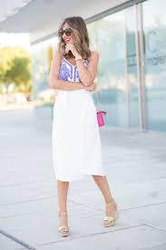 cream cropped u2013 mi aventura con la moda white crop top with blue