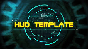 download free intro template sony vegas pro hud youtube