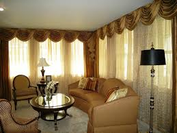 Swag Curtains For Living Room Gold Swag Curtains For Living Room Popular