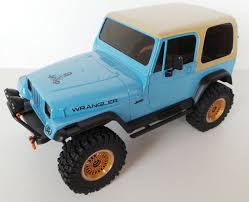 blue jeep scale truck kit 2016 mex jeep yj offroad blue classic yota ii