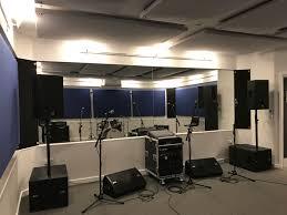 rehearsal studios surrey recording studios surrey the hive rooms