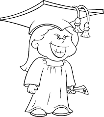 89 graduation after 5 years study coloring pages love color
