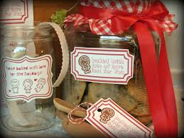 free free printable baking labels and gift tags for christmas with