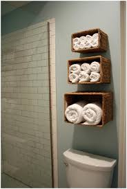 Wicker Bathroom Wall Shelves Wicker Bathroom Wall Shelves Bathroom Decoration Plan