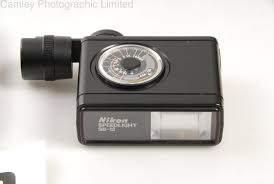 nikon speedlight sb 12 flash and manual for f3 condition 4e