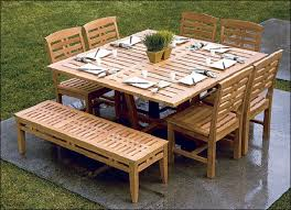 Teak Patio Dining Table Teak Patio Dining Set Outdoor Design Photos Dining Room The