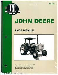 john deere tractor manual 2040 2510 2520 2240 2440 2630 2640 4040