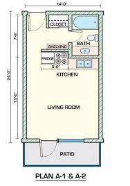 stunning studio apartment plans photos home design ideas