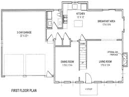 garage plans with bonus room 3 car garage house for sale plans narrow lot with side