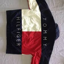 vintage hilfiger sweaters hilfiger th jacket sweater