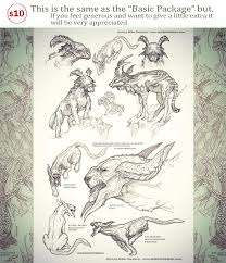 mike corriero is creating creatures u0026 concept art patreon