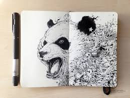 doodle name aldi the insanely intricate doodles of kerby rosanes gizmodo australia