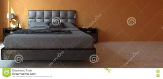 Modern Luxury Bedroom Furniture Modern Luxury Bedroom Interior Banner Stock Illustration Image