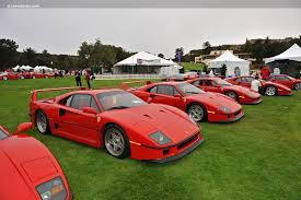 f40 for sale price auction results and sales data for 1990 f40