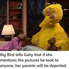 Funny Meme Captions - sesame street is much more entertaining with completely