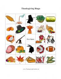 thanksgiving printables roundup
