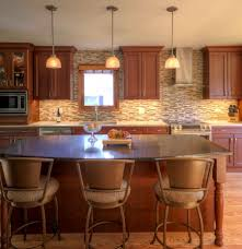 Latest Kitchen Backsplash Trends Chocolate Glazed Ceramic Subway Tile Kitchen Trends Backsplash