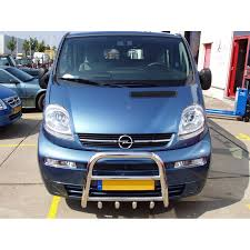 opel movano 2001 ø60 opvi 37 2482 opel vivaro front bull bar with grill shark car