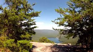 table rock hiking trail hiking table rock trail upstate sc youtube