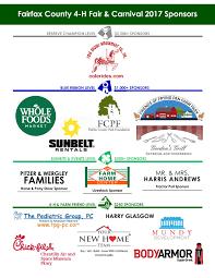 Fairfax Zip Code Map by 69th Annual Fairfax County 4 H Fair And Carnival Fairfax County