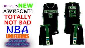 2015 nba uniform changes new unis