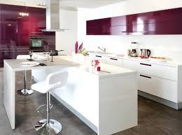 deco cuisine violet deco cuisine et blanc deco salon noir blanc et violet photo