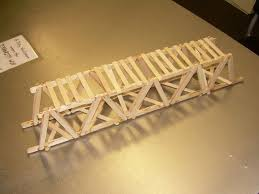 Where Can I Buy Lollipop Sticks Popsicle Stick Bridge 9 Steps With Pictures