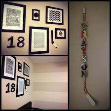Baby Boys Hockey Room Baby Pinterest Hockey Room Hockey - Boys hockey bedroom ideas