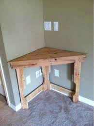 Wooden Corner Desk Plans by 229 Best Diy Images On Pinterest Diy Wood And Home
