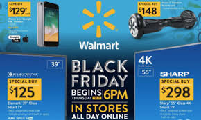walmart black friday 2017 sales most coveted elusive deals