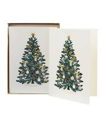 paula skene tree cards set of 8 harrods