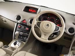 sandero renault interior renault koleos review and photos