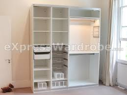 modern dressing room with interesting storage design ideas ikea of