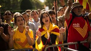 over spain u0027s objections catalonia plans referendum on