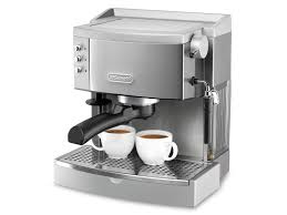 espresso coffee de u0027longhi manual espresso machine ec 702