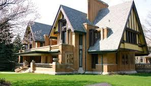 Frank Lloyd Wright Prairie Style House Plans Inspirational Frank