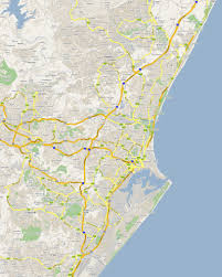 Google Maps South Africa by Footiemap Com South Africa 2009 2010 Durban Area Football Clubs