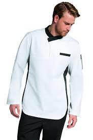 clement vetement cuisine cuisinier bleu blanc veste de cuisine clement design veste