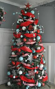 Home Decor A Sunset Design Guide 35 Christmas Tree Decoration Ideas Pictures Of Beautiful