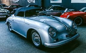 porsche speedster 1958 porsche 356a speedster for sale insidehook