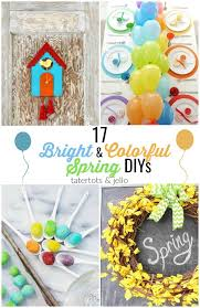 spring diys 17 bright and colorful spring diys bring color into your home