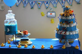 Sports Baby Shower Decoration Ideas esfdemofo