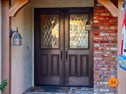 Glass Inserts For Exterior Doors Surprising Stained Glass Inserts For Exterior Doors Ideas Ideas