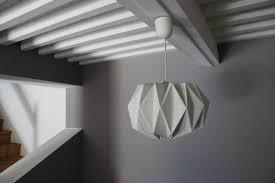 suspension origami diy ma suspension origami le baz u0027art de lili