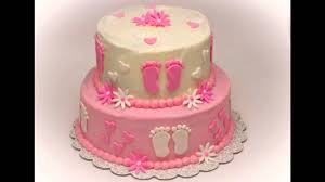 cake ideas for girl home baby shower cake decorations ideas