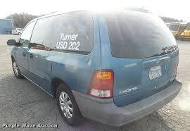 2001 ford windstar van item db2983 sold march 7 governm